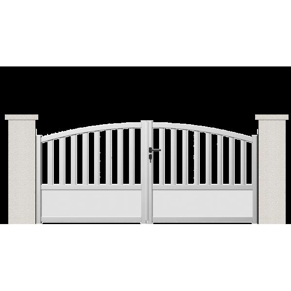 portail battant plasma portail sur mesure en ligne. Black Bedroom Furniture Sets. Home Design Ideas