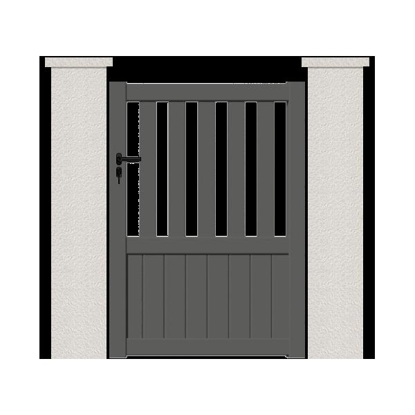 Portillon ballast portillon sur mesure en ligne for Portillon sur mesure